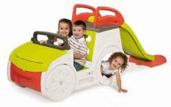 מכונית פעילות SMOBY